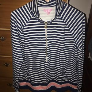 Large Lilly Pulitzer popover EUC adorable